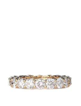 tiffany-18k-gold-diamond-full-circle-embrace-wedding-band-ring-4 by tiffany