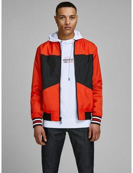 Athletic Reversible Bomber Jacket by Jack & Jones