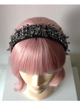 daphne-embellished-headband-baroque-headband-designer-inspired-headband by etsy