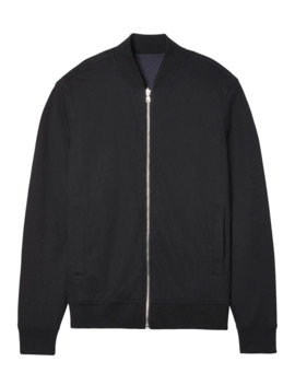 reversible-luxury-touch-bomber by banana-republic