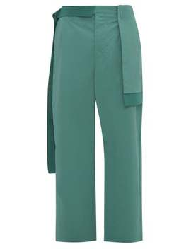 panelled-straight-leg-trousers by craig-green