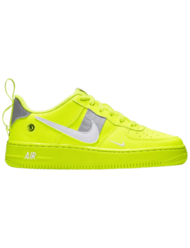 air-force-1-low-lv8-utility-gs-volt by nike