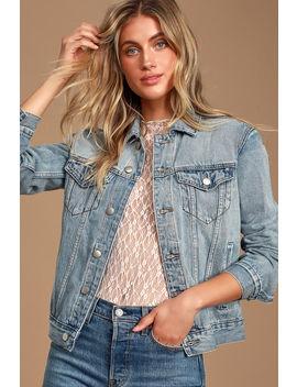 lalah-light-blue-wash-denim-jacket by lulus