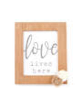 """love-lives-here""-plaque-with-flowers by ""love-lives-here""-plaque-with-flowers"