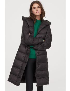 lightweight-hooded-down-coat by h&m