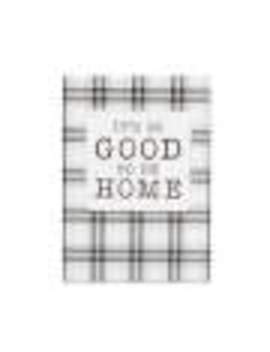 """""""good-to-be-home""""-box-plaque by """"good-to-be-home""""-box-plaque"""