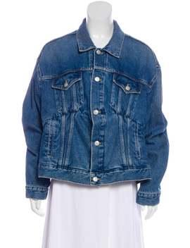 denim-oversize-jacket by balenciaga