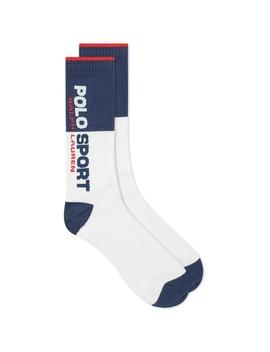 polo-ralph-lauren-polo-sport-2-tone-sock by polo-ralph-lauren