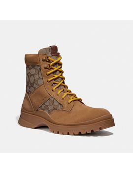 Utility Boot by Coach