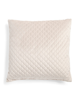 made-in-usa-22x22-quilted-velvet-pillow by canaan