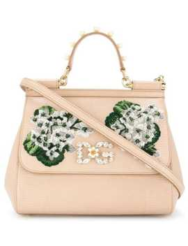 white-geranium-embroidered-sicily-bag by dolce-&-gabbana