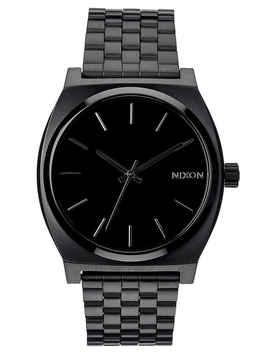 Nixon The Time Teller Horloge (All Black) by Nixon