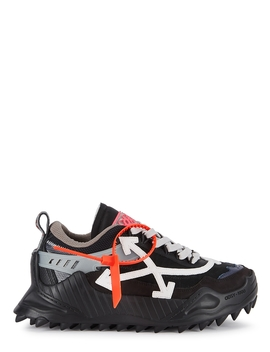 odsy-1000-black-panelled-sneakers by off-white