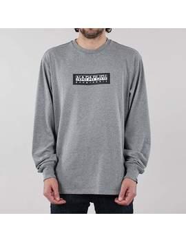 napapijri-sox-long-sleeve-t-shirt by urban-industry