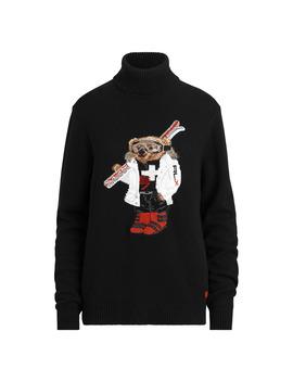 ski-bear-turtleneck-sweater by ralph-lauren
