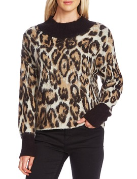 cheetah-sweater by vince-camuto