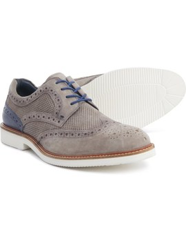 kenneth-cole-shaw-oxford-shoes---leather,-wingtip-(for-men) by kenneth-cole
