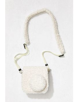 shearling-instax-mini-9-camera-bag by urban-outfitters