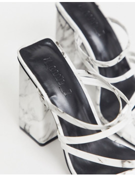 z_code_z-exclusive-nabai-white-marble-square-toe-block-heeled-sandals by z_code_z