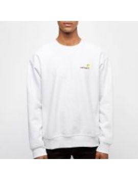 American Script Sweatshirt by Carhartt Wip