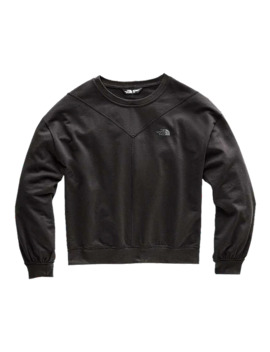 the-north-face-womens-ascential-pullover-top---black by sport-chek