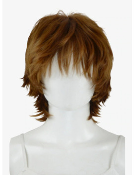 epic-cosplay-apollo-light-brown-shaggy-wig-for-spiking by hot-topic
