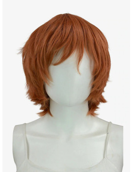 epic-cosplay-apollo-cocoa-brown-shaggy-wig-for-spiking by hot-topic