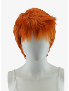 epic-cosplay-hermes-autumn-orange-pixie-hair-wig by hot-topic