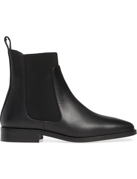 the-square-toe-chelsea-boot by everlane