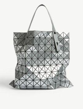 prism-metallic-tote by bao-bao-issey-miyake