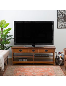 belham-living-everett-mission-tv-stand by hayneedle