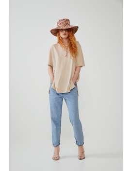 maglietta-oversize by zara