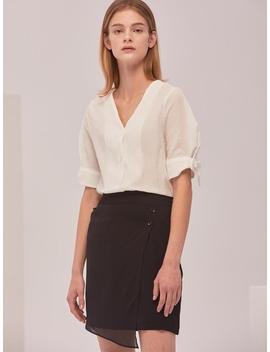 layer-mini-skirt-black by cornercolumn