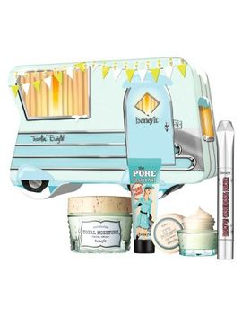 benefit-christmas-gift-set,-travelin'-bright!-essential-skin-&-brow by benefit