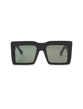 square-shaped-oversize-sunglasses by loewe