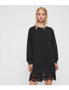 yama-sweat-dress by allsaints