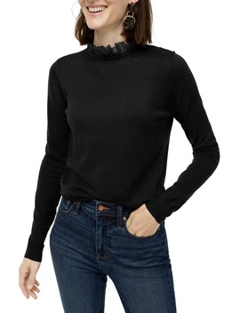 tippi-lace-collar-detail-sweater by jcrew