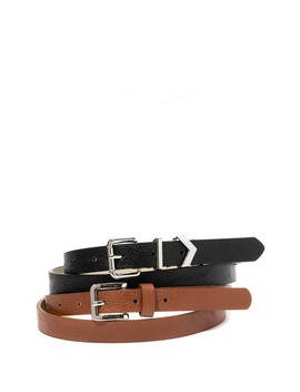 solid-belts---set-of-2 by vince-camuto