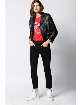 Lenni Lisse Jacket by Zadig & Voltaire