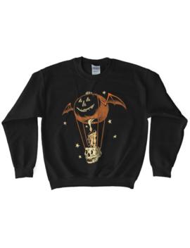 'midnight Ride' Sweatshirt by Wicked