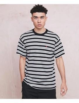 Huron Stripe T Shirt by Carhartt Wip