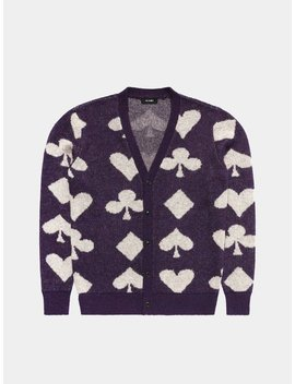 Mohair Knit Cardigan by Ok, Ballet