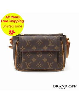 Auth Louis Vuitton Viva Cite Pm Shoulder Bag Crossbody M51165 Monogram Used | Brandoff Ginza/Tokyo/Japan by Rakuten Global Market