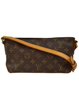 Louis Vuitton Shoulder Bag M51240 Fatty Tuna Termonogram Brown Louis Vuitton by Rakuten Global Market