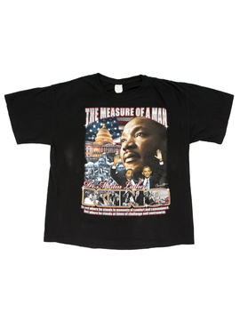 T Shirt Obama Luther King by Wasted