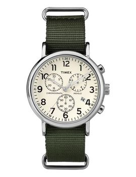 Weekender™ Chrono Oversize by Timex