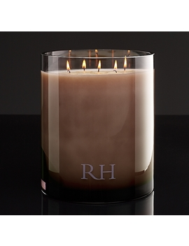 French Oak Grand Filled Candle by Restoration Hardware