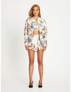 Wild Flowers Shorts by Alice Mc Call