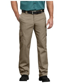 Flex Regular Fit Straight Leg Cargo Pants by Dickies