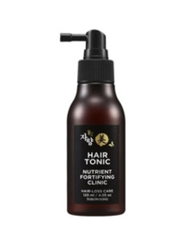 Tosowoong Hair Tonic Nutrient Fortifying Clinic Hair Loss Care 120ml by Jolse